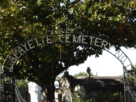 4a lafayette cemetery